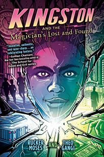 Kingston and the Magician's Lost and Found