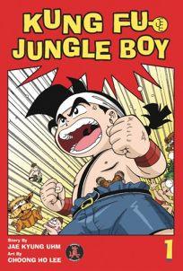 Kung Fu Jungle Boy Vol. 1