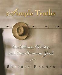 Simple Truths: On Values