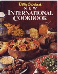 Betty Crockers New International Cookbook