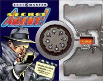 Code Master: Secret Agent! [With Cards and Mirrors and Mission Packet Puzzles]