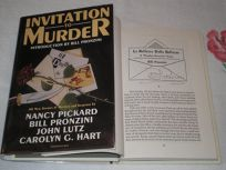 Invitation to Murder: All New Stories of Mystery and Suspense