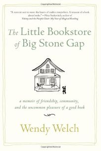 The Little Bookstore of Big Stone Gap: A Memoir of Friendship