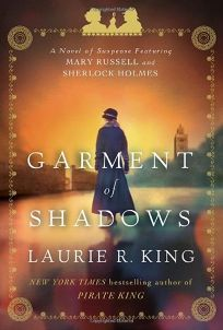 Garment of Shadows: A Novel of Suspense