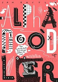 Alphadoodler The Activity Book That Brings Letters To Life