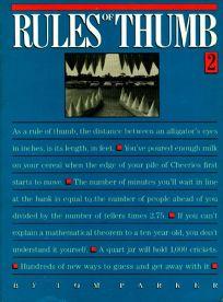 Rules of Thumb 2