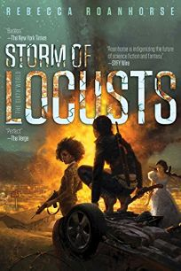 Sci-Fi/Fantasy/Horror Book Review: Storm of Locusts by Rebecca Roanhorse. Saga, $16.99 trade paper (320p) ISBN 978-1-5344-1353-5