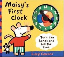 Maisys First Clock [With Clock with Movable Gears]