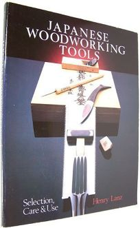 Japanese Woodworking Tools: Selection