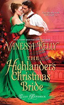 The Highlander's Christmas Bride Clan Kendrick #2