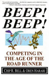 Beep Beep: Competing in the Age of the Road Runner
