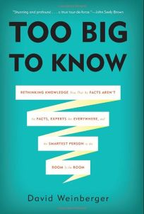 Too Big to Know: Rethinking Knowledge Now That the Facts Arent the Facts