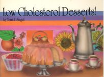 Low Cholesterol Desserts!