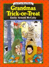 Grandmas Trick-Or-Treat
