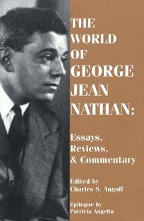 The World of George Jean Nathan: Paperback Book