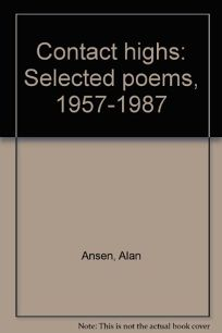 Contact Highs: Selected Poems