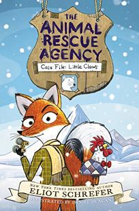 Case File: Little Claws The Animal Rescue Agency #1