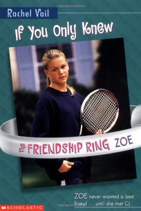 Friendship Ring #01: If You Only Kn Ew
