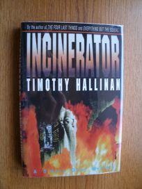 Incinerator: A Simeon Grist Mystery