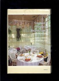 Georgias Historic Restaurants and Their Recipes