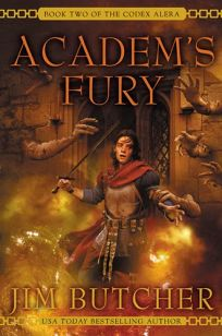 Academs Fury: Book Two of the Codex Alera