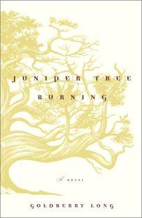 JUNIPER TREE BURNING