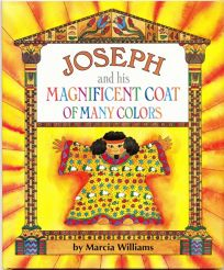 Joseph and His Magnificent Coat of Many Colors