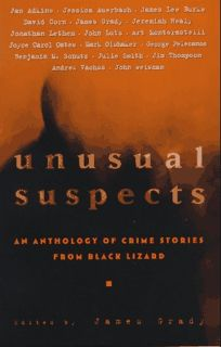 Unusual Suspects: A New Anthology of Crime Stories from Black Lizard