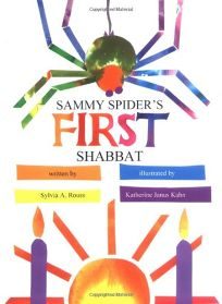 Sammy Spiders First Shabbat