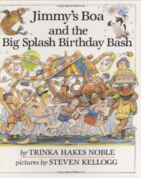 Jimmys Boa and the Big Splash Birthday Bash