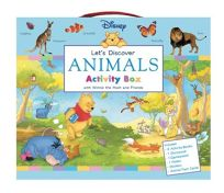 Lets Discover: Animals Playtime Learning Box