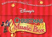Disneys Christmas Music Box: With 5 Books and a Disney Christmas Decoration Inside! [With Christmas Mickey Mouse Christmas Decoration]
