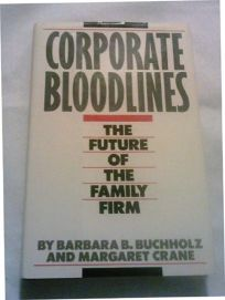 Corporate Bloodlines: The Future of the Family Firm