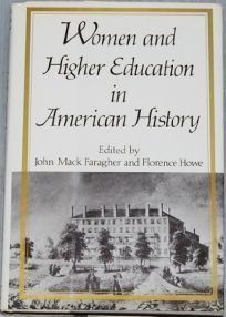 nonfiction book review women and higher education in american  women and higher education in american history essays from the mount holyoke college sesquicentennial symposia