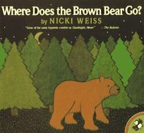 Where Does the Brown Bear Go?