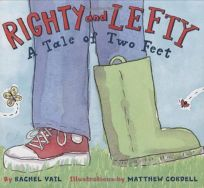 Righty and Lefty: A Tale of Two Feet