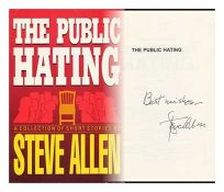 The Public Hating: A Collection of Short Stories