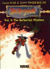 Dungeon 2: The Barbarian Princess