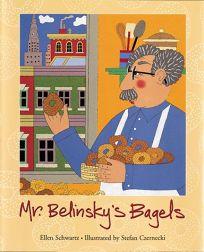 Mr. Belinskys Bagels