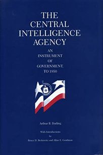 Central Intelligence Agency - CL.