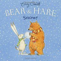Bear & Hare Snow!