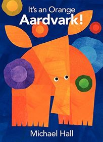 Its an Orange Aardvark!