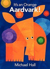 Its an Orange Aardvark!