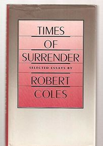Times of Surrender: Selected Essays