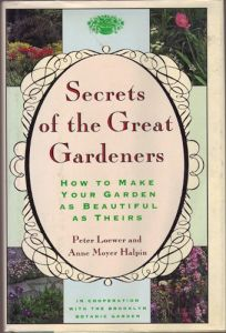 Secrets of the Great Gardeners: How to Make Your Garden as Beautiful as Theirs