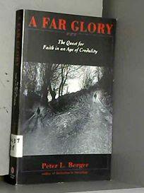A Far Glory