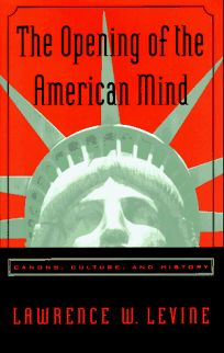The Opening of the American Mind: Canons