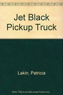 Jet Black Pickup Truck