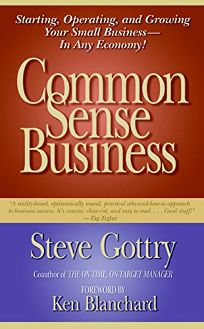 Common Sense Business: Starting