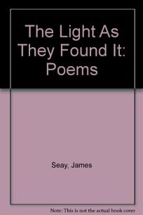 Light as They Found It: Poems